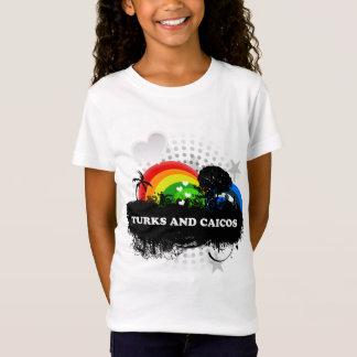 T-Shirt Turcs et la Caïques fruités mignons