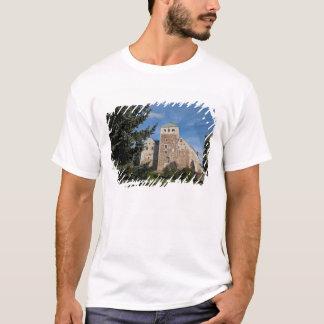 T-shirt Turku, Finlande, château antique de Turun Linna, a