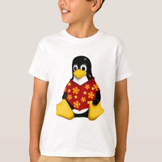 T-shirt Tux décontracté