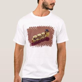 T-shirt Tuyau de Korvack avec les ours blancs découpés