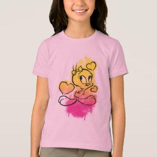 T-shirt TWEETY™ avec des coeurs