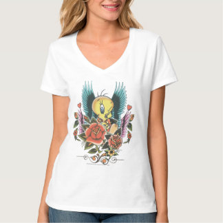 T-shirt Tweety Blue Wings