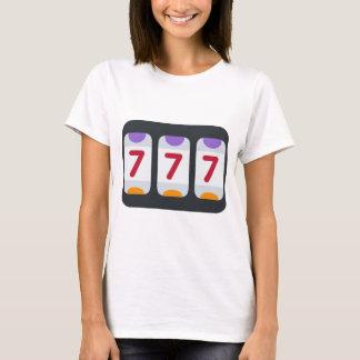 T-shirt Twitter Emoji - Lucky 7