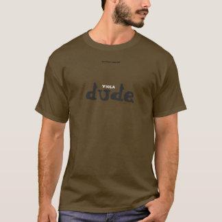 T-shirt Type d'ALTO