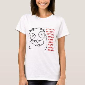 T-shirt Type d'Anti-Rage