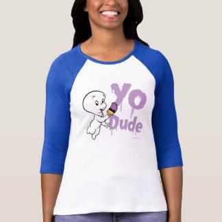 T-shirt Type de Casper Yo