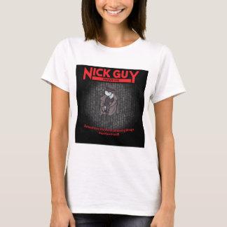 T-shirt Type de Nick, détective privé