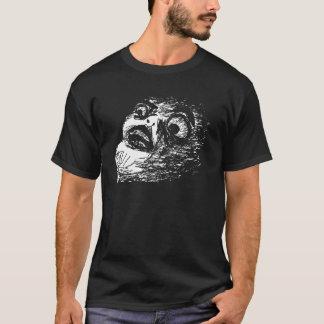 T-shirt Type de rage d'OMG