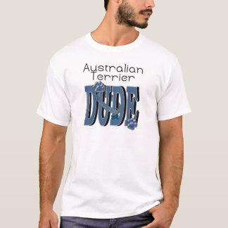 T-shirt TYPE de Terrier australien