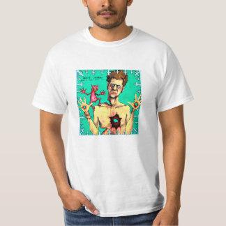 """T-shirt Type fâché """"où est votre Jésus maintenant ?"""" Pièce"""