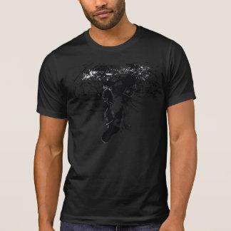 T-shirt Type malpropre