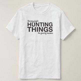 T-shirt Typographie surnaturelle