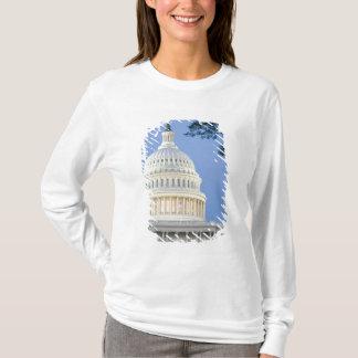T-shirt U.S. Capitol au crépuscule, DC de Washington