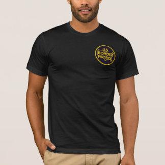 T-shirt U.S. Chemise de patrouille de pensionnaire