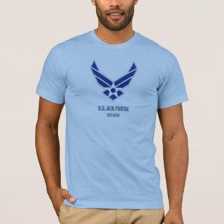 T-shirt U.S. La pièce en t américaine de base des hommes