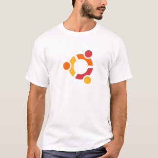 T-shirt Ubuntu androïde officiel