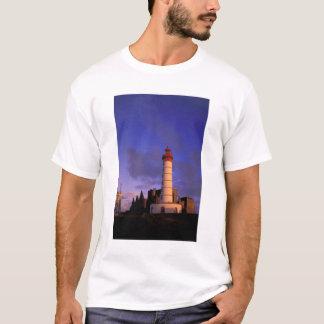 T-shirt UE, France, la Bretagne, Finistere, St Mathieu,