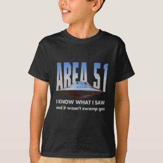 """T-shirt UFO """"je sais ce que j'ai vu """""""