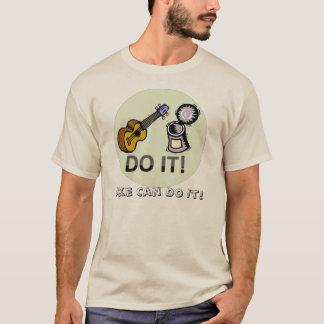 T-shirt Uke peut le faire !