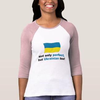 T-shirt Ukrainien parfait