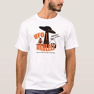 T-shirt Ukulélé drôle