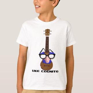 T-shirt Ukulélé incognito