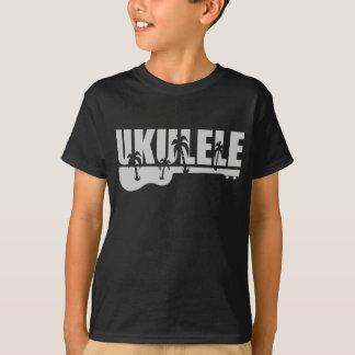 T-shirt Ukulélé populaire