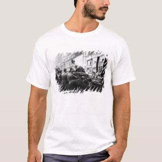 T-shirt Un accident de la circulation