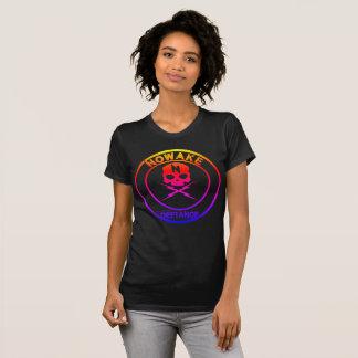 """T-shirt """"Un acte la chemise des femmes d'éclaboussure de"""
