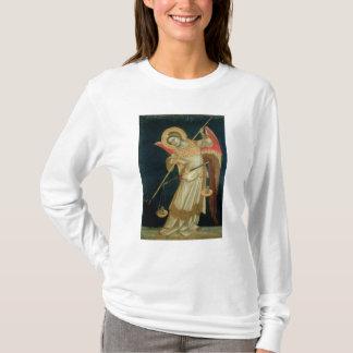 T-shirt Un ange pesant une âme, c.1348-55