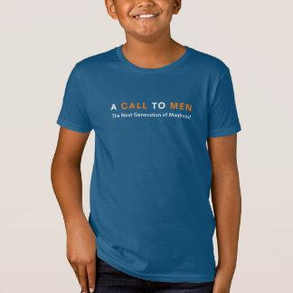 """T-Shirt """"Un appel aux hommes"""" T"""