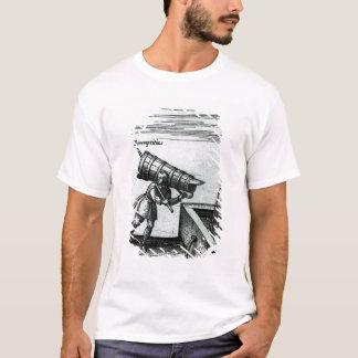 T-shirt Un apprenti cherchant l'eau d'une fontaine