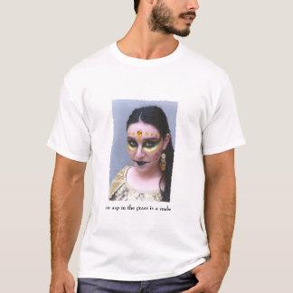 T-shirt Un asp dans l'herbe
