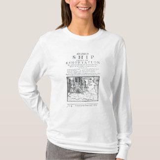 T-shirt Un bateau d'Ould appelé un Exhortation