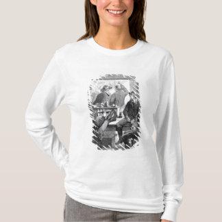 T-shirt Un bureau foncier du Kansas