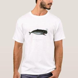 T-shirt Un cachalot heureux