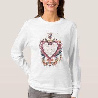 T-shirt Un cadeau a consacré à Charles II par Bartholomew