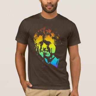 T-shirt Un certain type avec les cheveux fous, spectre