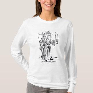 T-shirt Un charpentier