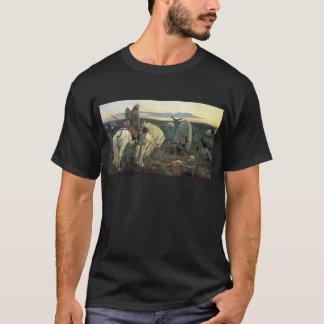 T-shirt Un chevalier aux carrefours