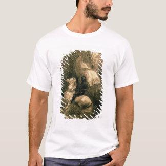 T-shirt Un chevalier, c.1885
