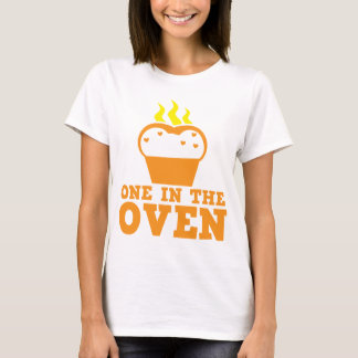 T-shirt un dans le four