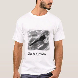 T-shirt Un dans million