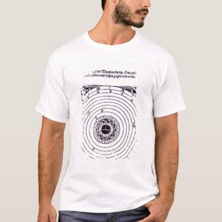 T-shirt Un diagramme astrologique personnel