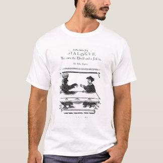T-shirt Un dialogue damnable savoureux sensible