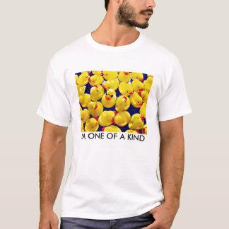 T-shirt UN D'UNE SORTE - maître, je suis UN D'UNE SORTE