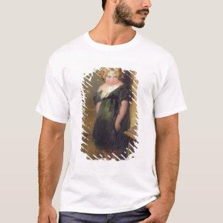 T-shirt Un enfant vilain (huile sur la toile)