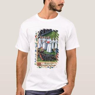 T-shirt Un enterrement