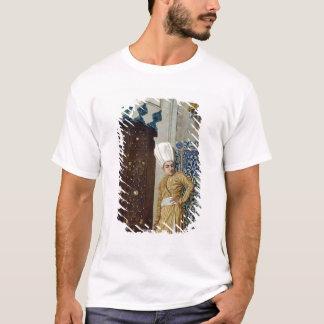 T-shirt Un eunuque avant la porte du harem