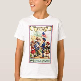 T-shirt Un glorieux 4 juillet